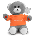 Chelsea™ Plush Hey Buddy™ Bear